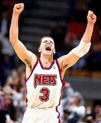 7cdae415abb Many consider Drazen Petrovic the best European player ever to play in the  NBA. Some claim Peja Stojakovic was better