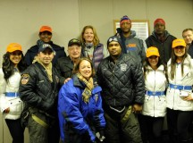 Former New York Knicks stars help Sandy relief efforts – PHOTOS