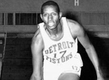 Oct. 31, 1950: Earl Lloyd becomes first African-American to play in NBA game