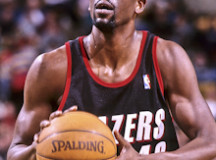 Former NBA player Walt Williams becomes first Sportsnight celebrity guest