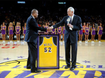 Lakers retire jersey of former star Jamaal Wilkes, O'Neal is next