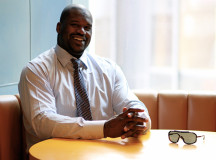 Shaq O'Neal owns 42 fitness clubs, 155 restaurants, advises young players to get education