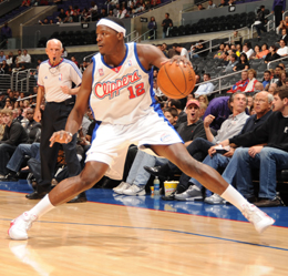 Marcus douthit clippers