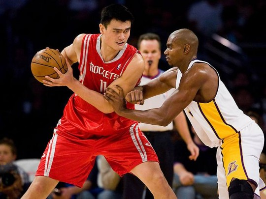 Yao Ming: Basketball still part of my life, in different way