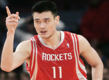 Yao Ming named Ambassador of the Year