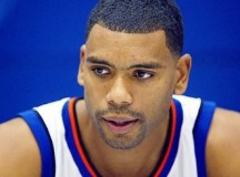 Ex-NBA players Allan Houston, Etan Thomas hold seminar in church