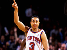 Ex-NBA player John Starks says the league is in good shape