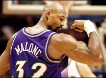 Karl Malone – dunking highlights (VIDEO)