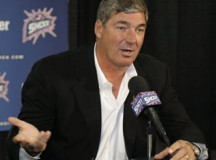 Bill Laimbeer appears as guest speaker at Marco Island Noontime Rotary Club