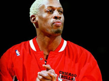"Rodman talks ""greatest team of all time"" after Cavs win NBA title"