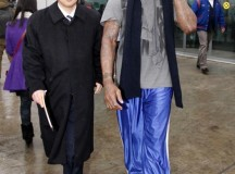 North Korea releases video of Dennis Rodman touring country's capital Pyongyang – VIDEO