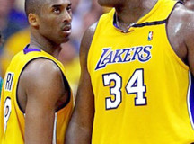 Lakers' star Kobe Bryant says Shaquille O'Neal feud is over