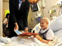 Kareem Abdul-Jabbar shares his story to help patients