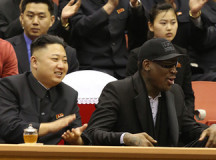 Rodman returns, brings message from North Korean leader Kim Jong Un