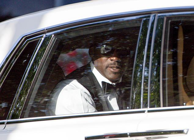 Michael Jordan gets married, friends & ex-teammates attend wedding – PHOTOS