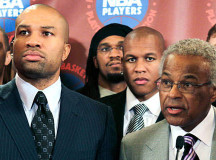 Former NBA Union head Billy Hunter files suit against Derek Fisher