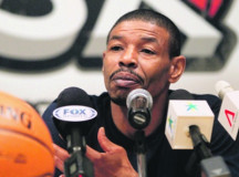 Muggsy Bogues calls on Singapore youths to be resilient in chasing sporting dreams