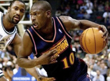 Ex-NBA star Mookie Blaylock jailed, charged in fatal crash