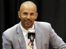 Veteran point guard Jason Kidd announces retirement from NBA
