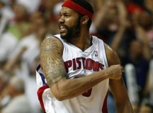 Rasheed Wallace hired by Detroit Pistons