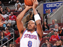 Ex-NBA forward Donyell Marshall to join coaching staff at Rider University
