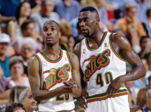 Gary Payton: playing with Shawn Kemp was on a different level