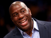 Magic Johnson: I couldn't score 60 points like Jordan, but he couldn't run team like me