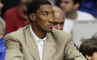 Scottie Pippen's daughter arrested for public urination
