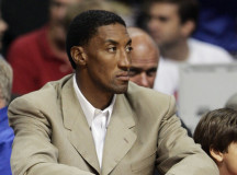 Scottie Pippen to hold basketball camp for children