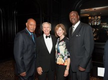 Former NBA players attend 2013 annual Knuckle Ball Gala – PHOTOS