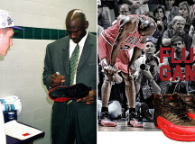 Michael Jordan's 'Flu Game' shoes to be sold via auction