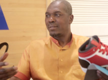 Hakeem Olajuwon: I wanted to create shoes for both fashion and basketball