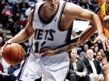 Former NBA center sends Serbia to 2014 World Cup