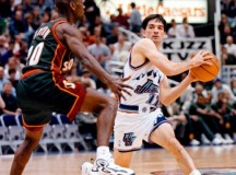 Gary Payton admits guarding John Stockton was harder than Jordan