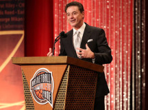 Rick Pitino: Players put coaches into Hall of Fame
