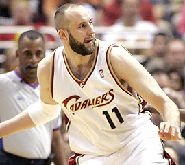 5accabad32f3 Cleveland Cavs to retire jersey of Zydrunas Ilgauskas
