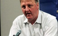 Larry Bird: you can't replace Paul George but we'll do our best to make playoffs