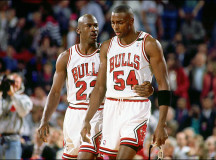 Horace Grant believes Michael Jordan would average 45 ppg in today's NBA