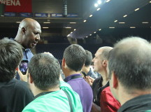 Retired NBA center: When I played in Italy I didn't imagine Spanish, Turk or Italian could play in NBA