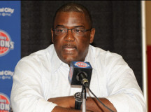 No extension, but Joe Dumars likely to stay with Detroit Pistons