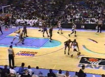 Cleveland Cavaliers vs NY Knicks (1995 NBA playoffs) – VIDEO
