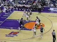 Orlando Magic vs Phoenix Suns (1993) – VIDEO