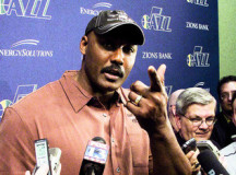 Karl Malone hates NBA protective gear, yet puts hope in Utah Jazz' big men