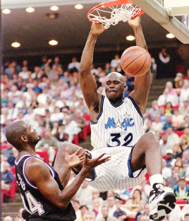 Shaquille o 39 neal larger than life 1993 video for Shaquille o neal home