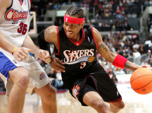 Recalling Allen Iverson's short-lived musical career…