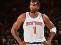 "Charles Barkley says Amare Stoudemire ""lost his talent"", Knicks in trouble"