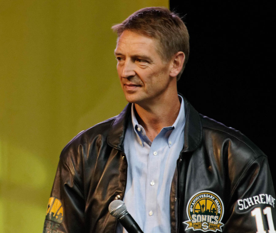 Detlef Schrempf: from NBA scorer to top manager