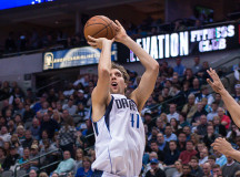 Dirk Nowitzki passes Jerry West on NBA's all-time scoring list
