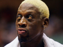 Dennis Rodman says Vodka can help US and North Korea to make peace