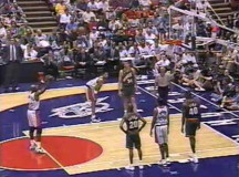Seattle Supersonics vs Houston Rockets (1996 Playoffs, G3) – VIDEO